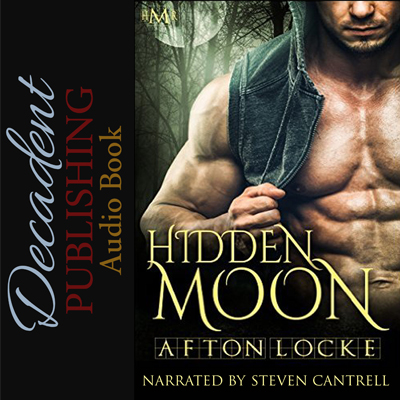 Hidden Moon audio cover