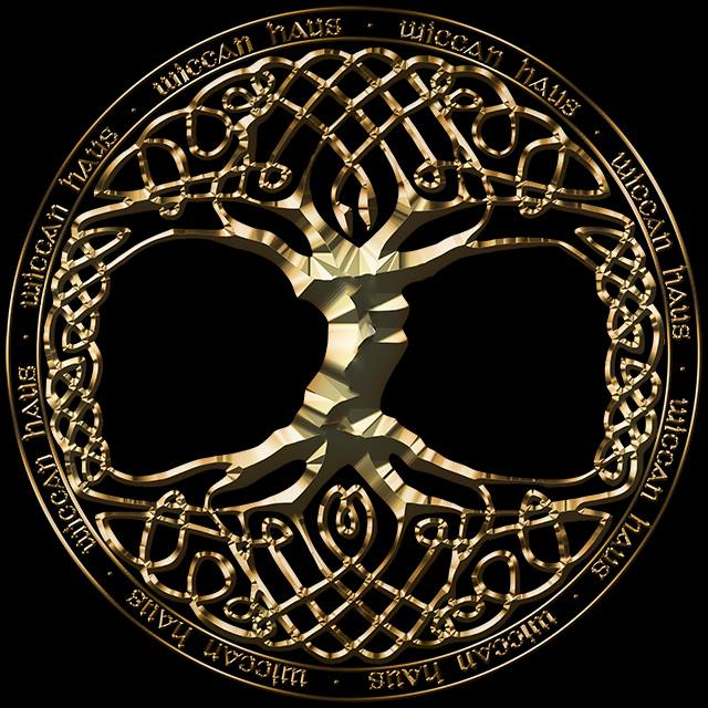 picture of Wiccan House logo